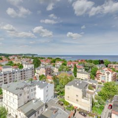 Апартаменты Dom & House - Level Eleven Apartment Sea View пляж фото 2
