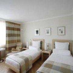 Отель Hilton Düsseldorf 5* Стандартный номер разные типы кроватей фото 12