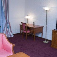 Парк-Отель 4* Стандартный номер с разными типами кроватей фото 4