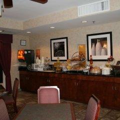 Отель Hampton Inn Columbus-International Airport США, Колумбус - отзывы, цены и фото номеров - забронировать отель Hampton Inn Columbus-International Airport онлайн питание фото 2