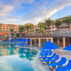 Отель Club Solaris Los Cabos All Inclusive Сан-Хосе-дель-Кабо бассейн фото 2
