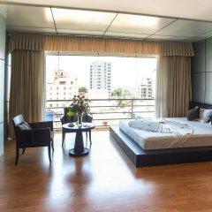 The Summer Hotel Нячанг комната для гостей