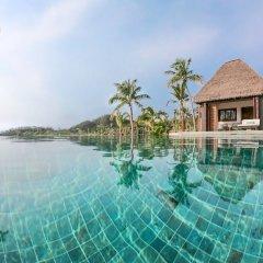 Отель Six Senses Fiji бассейн фото 3