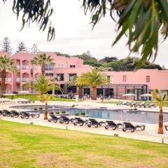 Отель Vila Gale Praia Португалия, Албуфейра - отзывы, цены и фото номеров - забронировать отель Vila Gale Praia онлайн приотельная территория