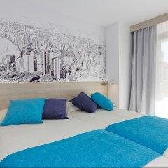 Отель Flamingo Beach Resort Испания, Бенидорм - отзывы, цены и фото номеров - забронировать отель Flamingo Beach Resort онлайн комната для гостей фото 2