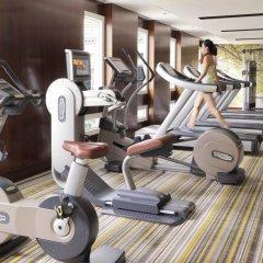Отель Intercontinental Singapore фитнесс-зал