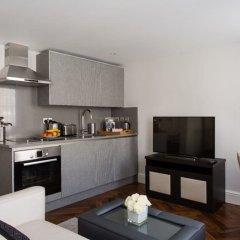 Отель Flying Butler Baker Street Apartments Великобритания, Лондон - отзывы, цены и фото номеров - забронировать отель Flying Butler Baker Street Apartments онлайн комната для гостей фото 5