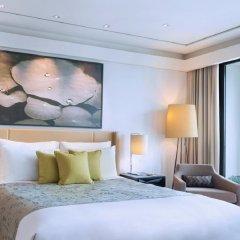 Отель Siam Kempinski Hotel Bangkok Таиланд, Бангкок - 1 отзыв об отеле, цены и фото номеров - забронировать отель Siam Kempinski Hotel Bangkok онлайн комната для гостей фото 3