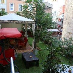 Отель Sarajevo Taksim балкон