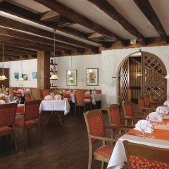 Best Western Hotel Heidehof питание