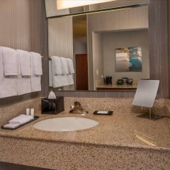 Отель Courtyard Arlington Rosslyn ванная
