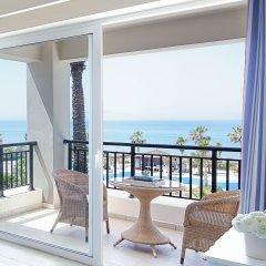 Отель Grecotel Olympia Riviera Thalasso Греция, Андравида-Киллини - отзывы, цены и фото номеров - забронировать отель Grecotel Olympia Riviera Thalasso онлайн балкон