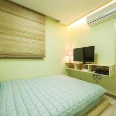 Отель GUEST HOUSE the hill Южная Корея, Сеул - отзывы, цены и фото номеров - забронировать отель GUEST HOUSE the hill онлайн комната для гостей фото 3
