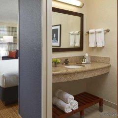 Отель MDR Marina del Rey - a DoubleTree by Hilton США, Лос-Анджелес - отзывы, цены и фото номеров - забронировать отель MDR Marina del Rey - a DoubleTree by Hilton онлайн ванная