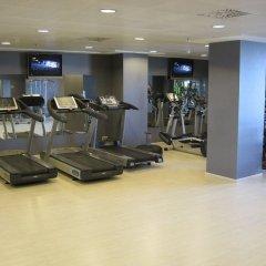 Отель Sercotel Sorolla Palace Валенсия фитнесс-зал фото 3