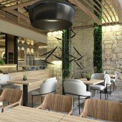 Отель Square Черногория, Будва - отзывы, цены и фото номеров - забронировать отель Square онлайн питание фото 2