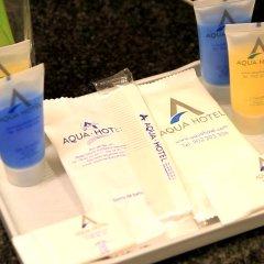 Aqua Hotel Montagut Suites ванная