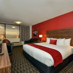 Отель the D Casino Hotel Las Vegas США, Лас-Вегас - 8 отзывов об отеле, цены и фото номеров - забронировать отель the D Casino Hotel Las Vegas онлайн комната для гостей фото 4