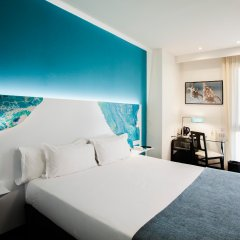 Hotel Concordia комната для гостей