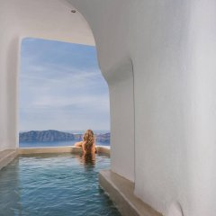 Отель Iliovasilema Suites Греция, Остров Санторини - отзывы, цены и фото номеров - забронировать отель Iliovasilema Suites онлайн бассейн