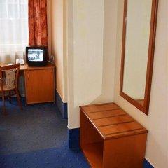 Albionette Hotel Прага сейф в номере