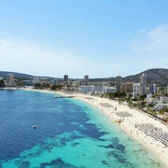 Отель Hsm Don Juan пляж фото 2