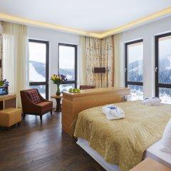 Гостиница Radisson Blu Resort Bukovel Украина, Буковель - 3 отзыва об отеле, цены и фото номеров - забронировать гостиницу Radisson Blu Resort Bukovel онлайн комната для гостей