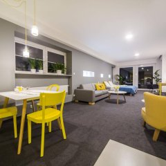 Апартаменты Mosquito Silesia Apartments Катовице детские мероприятия