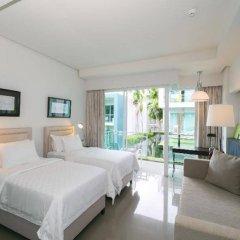 Отель Sugar Palm Grand Hillside комната для гостей фото 7
