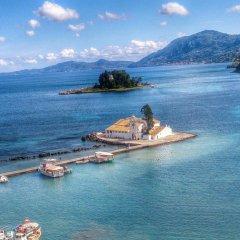 Corfu Holiday Palace Hotel Корфу приотельная территория