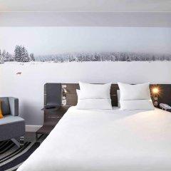Отель Novotel London Excel 4* Представительский номер с различными типами кроватей