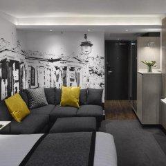 Radisson Blu Hotel, Edinburgh City Centre Эдинбург интерьер отеля фото 3