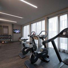 Отель Worldhotel Cristoforo Colombo Милан фитнесс-зал