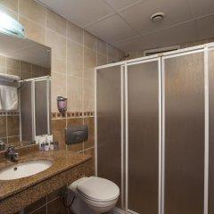 Botanik Felizya Hotel ванная