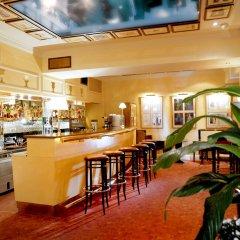 Hotel Bristol Salzburg Зальцбург гостиничный бар