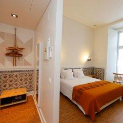 Отель Hall Chiado комната для гостей