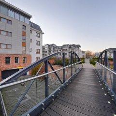 Отель Dom & House - Apartamenty Aquarius Сопот приотельная территория