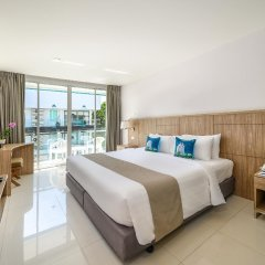 Andaman Beach Suites Hotel комната для гостей