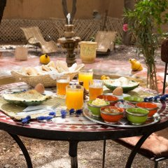 Отель Ecolodge - La Palmeraie Марокко, Уарзазат - отзывы, цены и фото номеров - забронировать отель Ecolodge - La Palmeraie онлайн питание фото 2