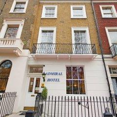 Отель Admiral Hotel at Park Avenue Великобритания, Лондон - отзывы, цены и фото номеров - забронировать отель Admiral Hotel at Park Avenue онлайн вид на фасад фото 2