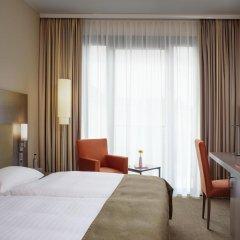 Отель InterCityHotel Leipzig комната для гостей