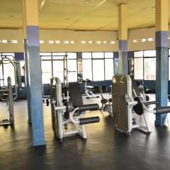 Отель King's Conference Centre фитнесс-зал