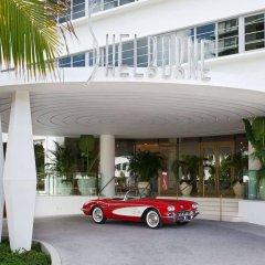 Отель Shelborne South Beach парковка