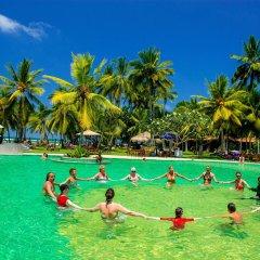 Отель Eden Resort & Spa фитнесс-зал