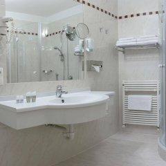 Отель Eberle Больцано ванная фото 2