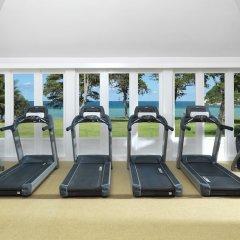 Round Hill Hotel & Villas фитнесс-зал фото 4