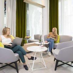 Отель Adagio access München City Olympiapark гостиничный бар