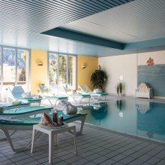 Отель Central Swiss Quality Apartments Швейцария, Давос - отзывы, цены и фото номеров - забронировать отель Central Swiss Quality Apartments онлайн бассейн