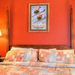 Отель Mountain Edge Resort & Spa at Sunapee комната для гостей фото 3