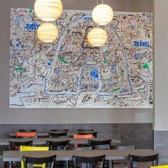 Отель a&o Berlin Kolumbus Германия, Берлин - 2 отзыва об отеле, цены и фото номеров - забронировать отель a&o Berlin Kolumbus онлайн питание фото 5